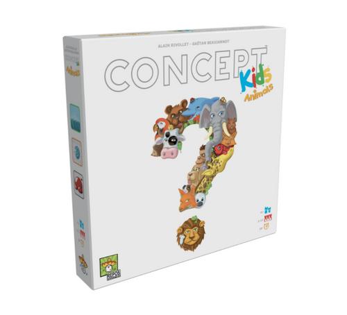 Concept: Kids Animals box image