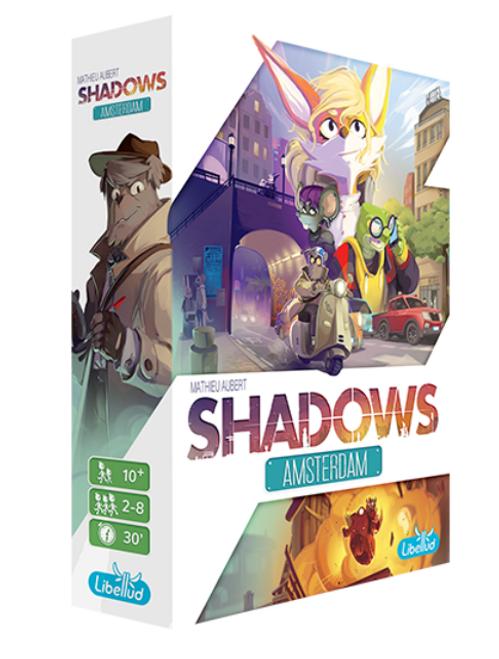 Shadows: Amsterdam box image
