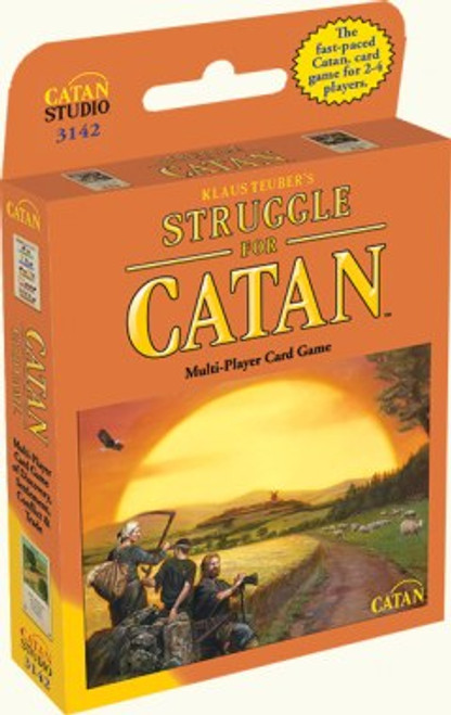 Struggle for Catan Box