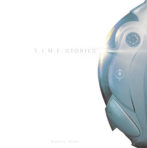 T.I.M.E Stories box image