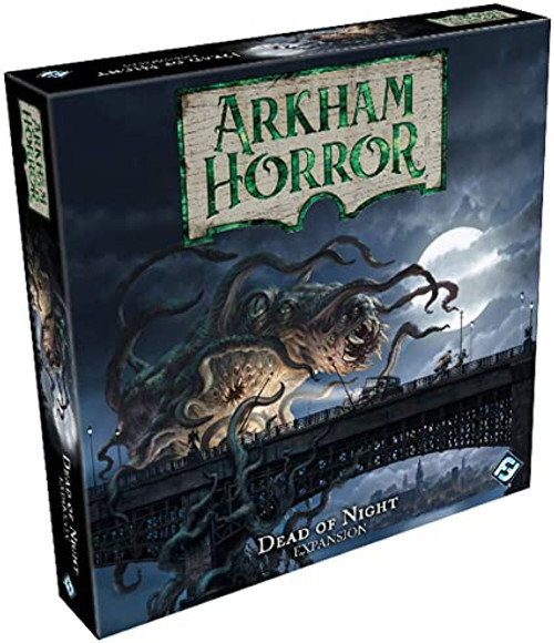 Arkham Horror 3rd Edition: Dead of Night expansion