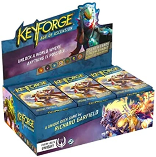 KeyForge Deck: Age of Ascension (Display)