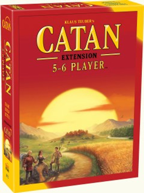 5-6 Player Expansion box