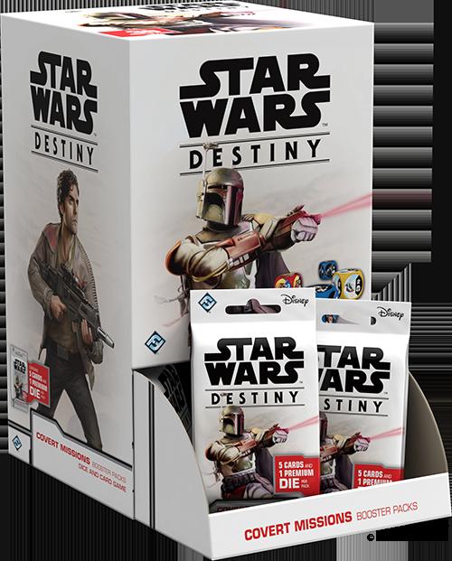 SWD Covert Missions - Destiny
