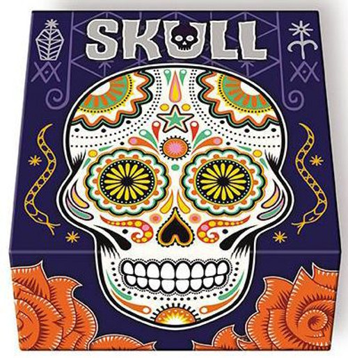Skull box image