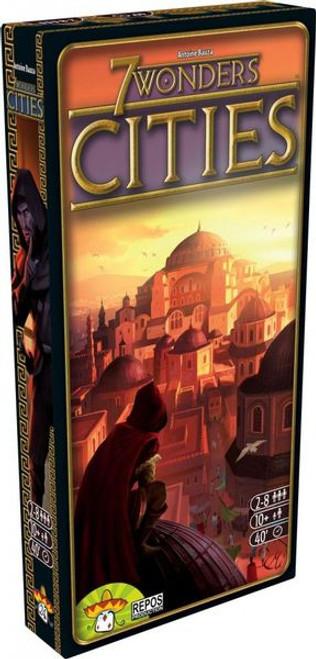 7 Wonders: Cities box image