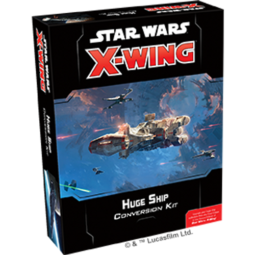 Star Wars X-Wing 2 Edition Huge Ship Conversion Kit Box