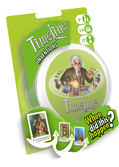 Timeline: Inventions box image