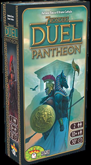 7 Wonders Duel: Pantheon box image