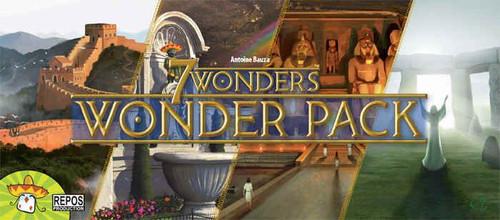 7 Wonders: Wonder Pack packaging image