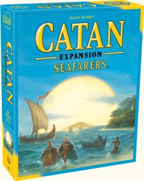 Seafarers Expansion box for Catan