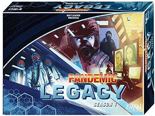 Pandemic: Legacy Season 1 Blue
