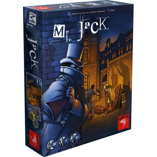 Mr. Jack box image