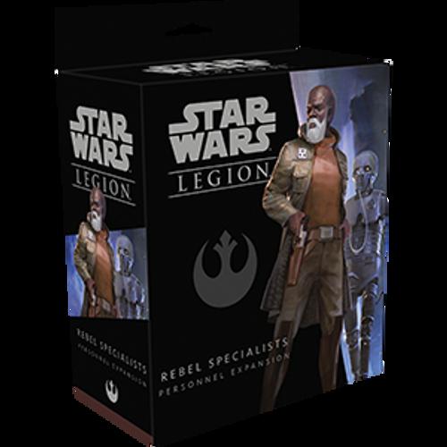 SWL: Rebel Specialists
