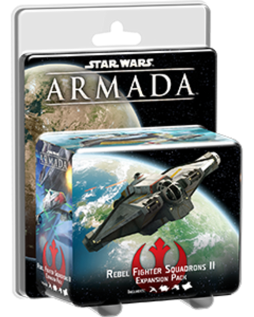 SWA Rebel Fighter Squadrons II