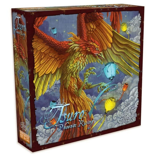 Tsuro Phoenix Rising KS Exclusive