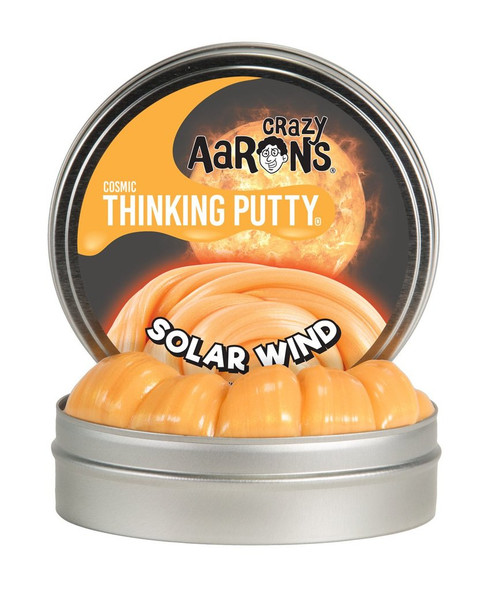 Solar Wind Thinking Putty packaging