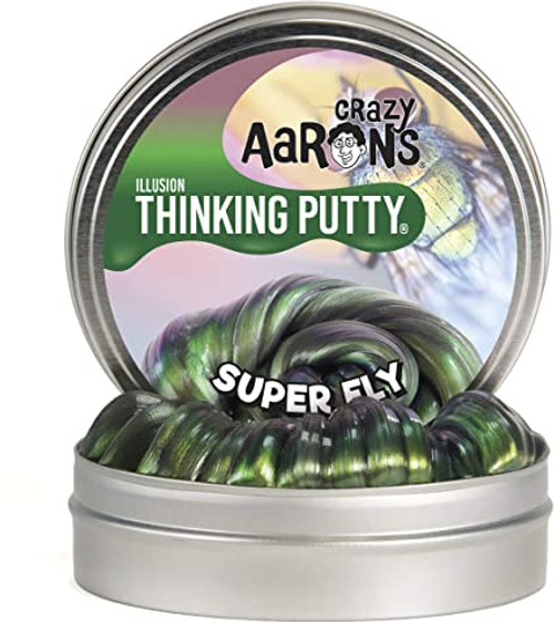Super Fly Thinking Putty packaging