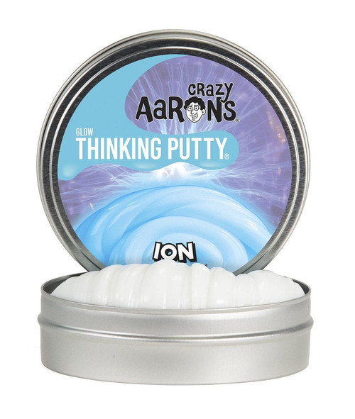 Ion Thinking Putty packaging