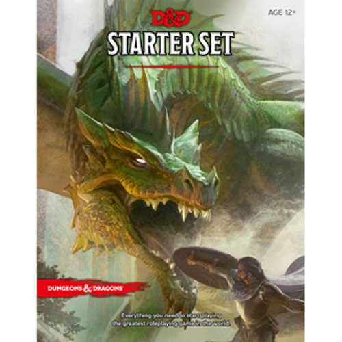 Starters Set box cover