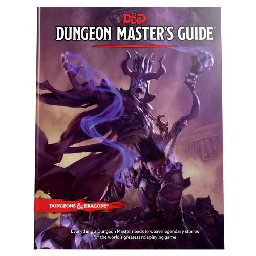 Dungeon Master's Guide cover photo