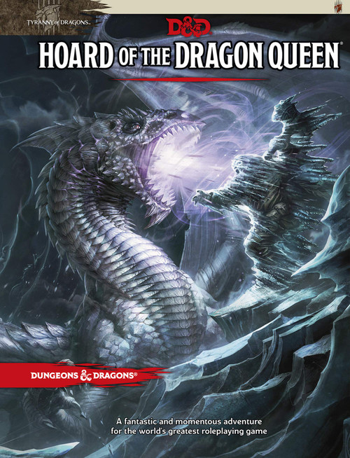 Hoard of the Dragon Queen cover photo