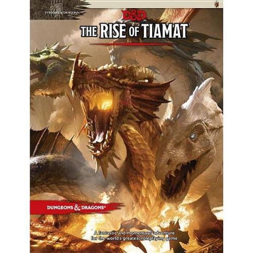 Rise of Tiamat cover photo