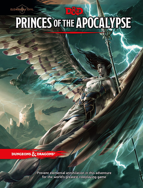 Princes of the Apocalypse cover photo