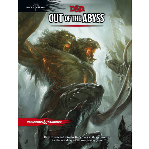 Out of the Abyss cover photo