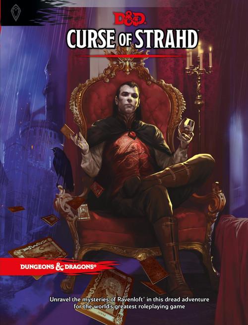 Curse of Strahd cover photo