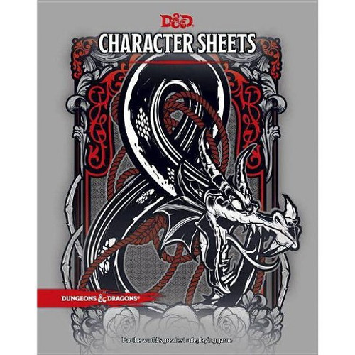 Character Sheets cover photo
