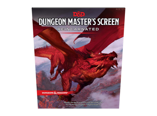 Dungeon Master Screen cover photo