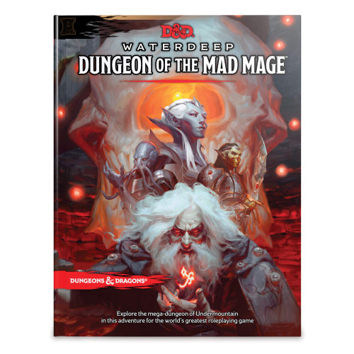 Dungeon of the Mad Mage cover photo