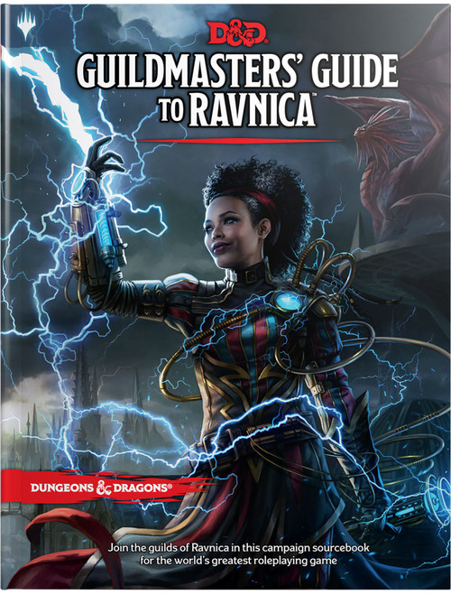 Guildemasters' Guide to Ravnica cover photo