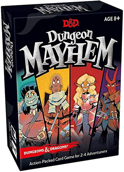 Dungeon Mayhem box