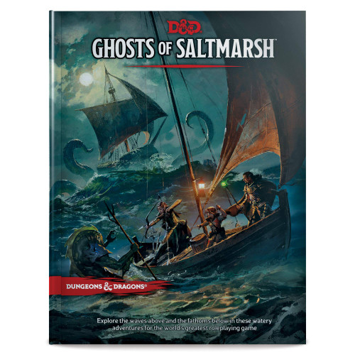 Ghosts of Saltmarsh cover photo