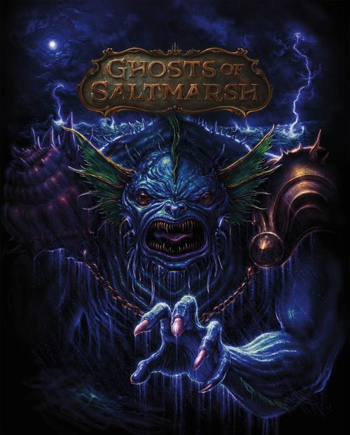 Ghosts of Saltmarsh alternate cover photo