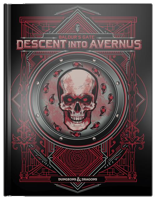 Descent into Avernus Alt Art cover photo