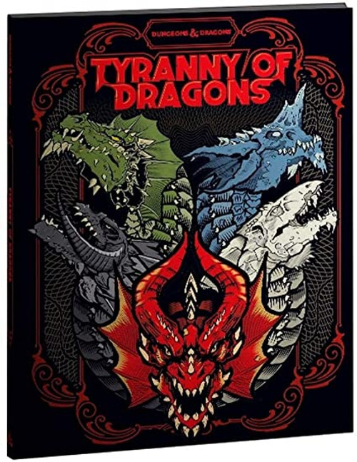 Tyranny of Dragons cover photo