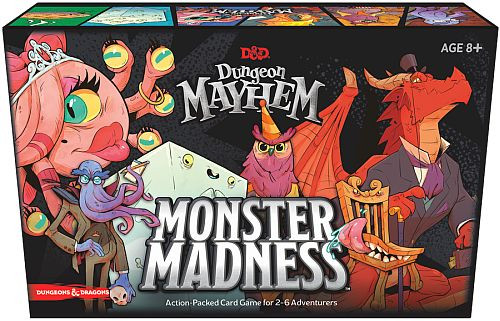 Monster Madness box photo