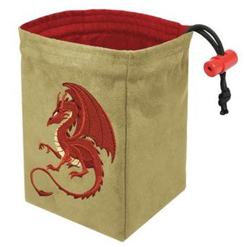 Dice Bag Red Dragon