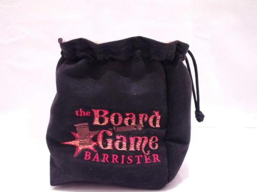 Board Game Barrister logo bag