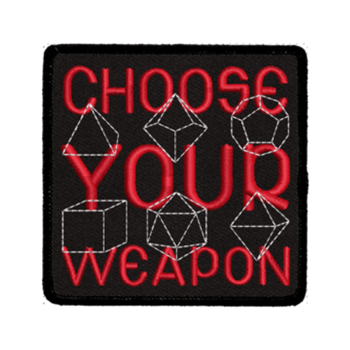 Patch Choose Your Weapon