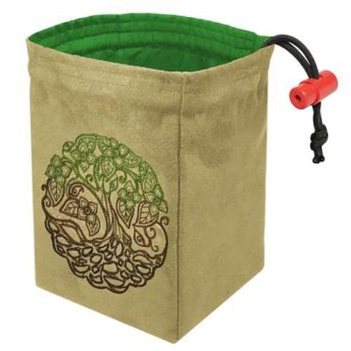 Dice Bag Twisted Tree