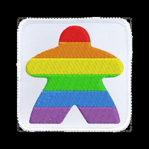 Patch Rainbow Meeple