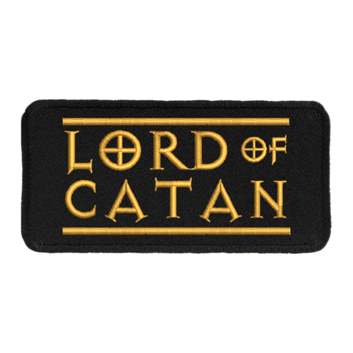 Image of Lord of Catan Patch