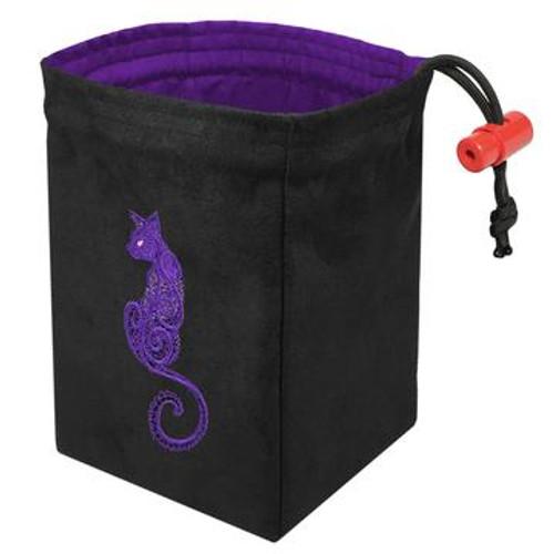 Dice Bag Baroque Cat