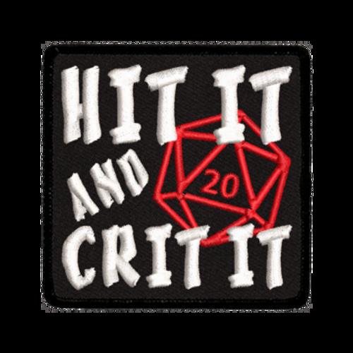 Patch Hit It & Crit It