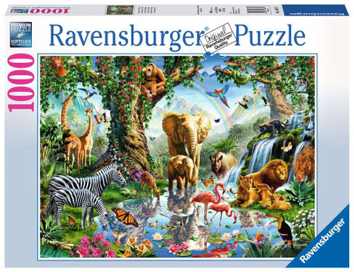 Adventures in the Jungle 1000pc box
