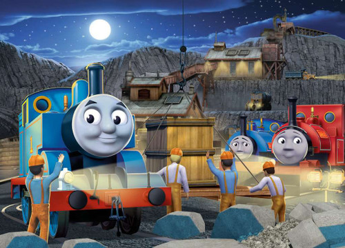 Thomas Night Work 60pc Glow image